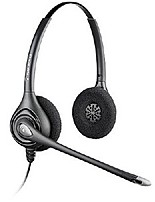 Plantronics Supraplus 64339 31 HW261N Wired Headset Semi open Binaural Over the head