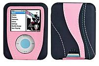 Speck Runner Techstyle Nn3-pnk-run Mp3 Player Case For Ipod Nano 3g - Pink