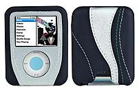 Speck Runner Techstyle Nn3-slv-run Mp3 Player Case For Ipod Nano 3g - Silver