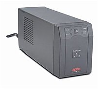 APC Smart-UPS SC620 Line-interactive UPS - 620 VA/390 Watts - NEMA 5-15P - DB-9 RS-232 Serial