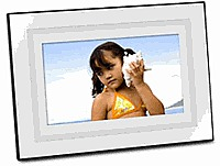 8-Inch 128MB Digital Photo Frame