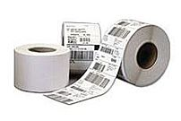 Monarch Paxar 900313 4.0 x 2.0 inches Diecut Thermal Transfer Labels for 9800 Series Printers - 3700 Sheet/Roll - White