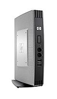 HP VU903AA t5745 Thin Client - Intel Atom N280 1.66 GHz Processor - 1 GB RAM - 1 GB Flash - 0 GB Hard Drive