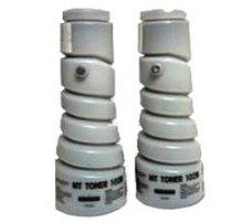 Konica Minolta 8935-202 Laser Toner Bottles For Ep 1083, 2010 - 2-pack - Black 8935202