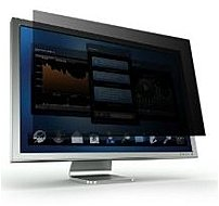 3M PF24.0W9 Privacy Filter for 24-inch Widescreen Monitors - 16:9 - Black