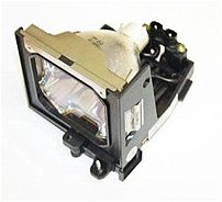 eReplacements POA-LMP59-ER 250 Watts UHP Projector Lamp for Eiki, Sanyo Projectors
