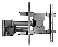 Chief ICLPFA3T03 16-inch Wallplate Dual Swing Monitor Arm - Titanium