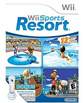 Nintendo RVLRRZTE Sports Resort with Motion Plus for Nintendo