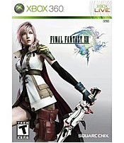 Square Enix 662248910024 Final Fantasy XIII for Xbox 360