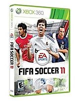 Electronic Arts 014633193220 FIFA Soccer 11 for Xbox 360