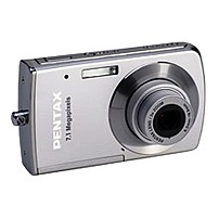 Pentax Optio 19251 M30 7.1 Megapixels Digital Camera - 3x...