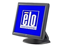 Elo E603162 1715L 17-inch LCD Touchscreen Monitor - 1280 x 1024 - 800:1 - 230 cd/m2 - 25 ms - VGA - Dark Gray