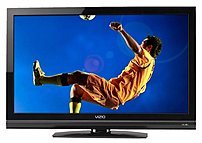 Vizio E470VA 47-inch Widescreen LCD TV - 1920 X 1080 - 500000:1 - 16:9 - 5 ms - 120 Hz - 500 cd/m2 - 1080p - HDMI, VGA
