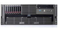 HP ProLiant DL585 G6 539842-001 4U Rack-mountable Performance Server - AMD Opteron 6 Core 8439 SE 2.8 GHz Processor - 16 GB RAM - Rack Mountable - 4 Way