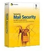 Symantec 10547830 Mail Security v.5.0 for PC with Premium AntiSpam CD - 10 User - SMTP