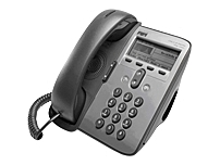 The Cisco Unified IP Phone 7906G fills the communication needs of cubicle, retail, classroom, or manufacturing workers or anyone who conducts low to moderate telephone traffic