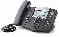 Polycom Soundpoint 2200-12550-001 IP 550 4-Line SIP