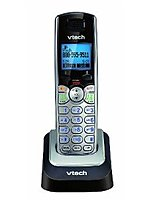 With the Vtech VT DS6101 2 Line Accessory Handset For The DS6151 Series you can enjoy interference free for crystal clear conversations