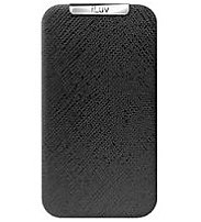 Iluv 639247784864 Icc734 Flip Holster Case For Iphone 4 - Black