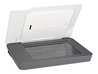 HP Scanjet Flatbed Photo Scanner White G3110