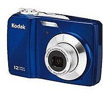 Kodak Easyshare 041778023495 CD82 12 Megapixels Digital Camera - 3x Optical Zoom/5x Digital Zoom - 3-inch LCD Display - SD Memory Card - Blue
