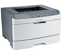The E360D Laser Printer with paper saving built in duplex printing is small in size, big in performance with rapid speeds up to 40 pages per minute