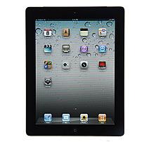 Apple 16GB iPad 2 with Wi-Fi + 3G (Verizon, Black) MC755LL/A