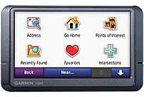 Garmin Nuvi 010-00575-18 265WT 4.3-inch Automotive GPS - 480 x 272 - Gray