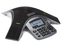 Polycom SoundStation 2200-30900-025 IP 5000 Conference Station - 248 x 68 - Wired - RJ-45 10/100Base-TX PoE