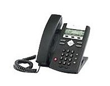 Polycom Soundpoint 2200-12360-025 IP 321 2-Line Phone - 1 x 10/100 Ethernet PoE - LCD Display