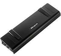 Targus Acp45us1 Usb Notebook Docking Station With Digital Audio - Black