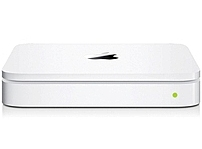 Apple Time Capsule Md033ll/a 3 Tb 4th Generation Network Hard Drive - Wi-fi - 480 Mbps - External - Usb 2.0 - White