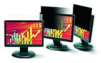 3M PF21.5W9 Privacy Screen Filter - 21.5 inch - Widescreen LCD - 16:9 - Black