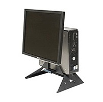 Rack Solutions 807648007824 RETAIL DELL AIO 015 Computer Stand Black