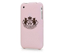 Juicy Couture 01494-0 Crest Case for iPhone 3GS