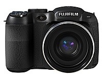 Fujifilm FinePix 16123567 S2950 14 Megapixels Digital Camera - 18x Wide Angle Optical Zoom - 3-inch LCD Display - Black