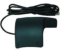 Elo E177037 Magnetic Stripe Reader for 1515L - USB - Dark Gray