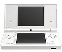 The Nintendo DSi TWLSWA is a high powered handheld video game system in a sleek, folding design loaded with features like touch screen control for a unique gaming experience