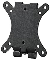 Ergotron Neo Flex 97 589 Fixed Wall Mount for 13 32 inch Plasma Panel Black