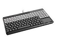 Cherry Advanced Performance Line G86-61411EUADAA SPOS Wired Qwerty External Keyboard - USB - Black