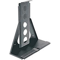 Innovation First WALL-MOUNT-PC Wall Mount Bracket - Steel Material - Dell Dimension, OptiPlex, HP Pavilion, IBM IntelliStations, Gateway Compatibility - Black