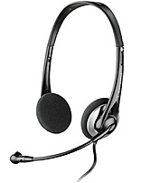 Plantronics .audio 80933-01 326 Stereo Pc Headset - Wired - Binaural