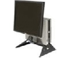 Rack Solutions DELL-AIO-014 All-In-One Stand for Dell OptiPlex SFF