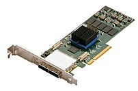 ATTO Technology ExpressSAS ESAS-R680-000 R680 8-Ports SAS RAID Controller - 600 MBps - PCI Express 2.0 x8