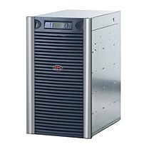 APC SymmentraLX SYAF16KRMT Power Array Cabinet - 208 - 240 V Input Voltage Range - 50 - 60 Hz Input Frequency - 16 kVA Rating - Rack Mountable - LCD Display