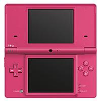 Nintendo DSi TWLSPA Portable Gaming Console - ARM 133 MHz Processor - 16 MB RAM - Pink