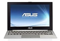 Asus Zenbook UX21E-DH71 Notebook PC - Intel i7-2677M 1.80 GHz Processor - 4 GB RAM - 128 GB Solid State Drive - 11.6-inch Display - Windows 7 Home Premium - Silver Aluminum