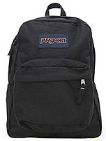 JanSport T501-008 Superbreak Backpack - Black