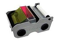 Fargo 44200 Ribbon for DTC 300 Card Printer - 250 Images - YMCKO