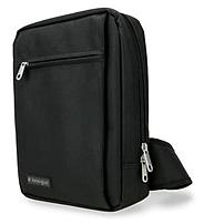 Kensington K62571us Ipad Sling Bag For 9 To 10.2 Inches Web Tablets - Black